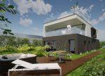 Terrain + projet sanctionné à vendre à la Neuveville. 580'000.- Frs